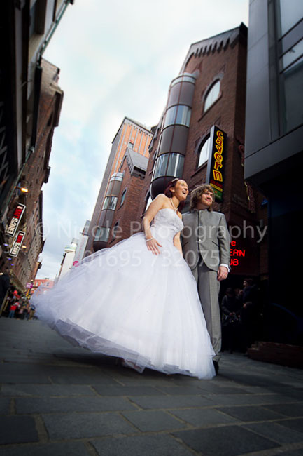 Wedding in Liverpool