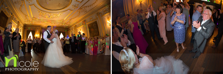 first dance at knowsley hall