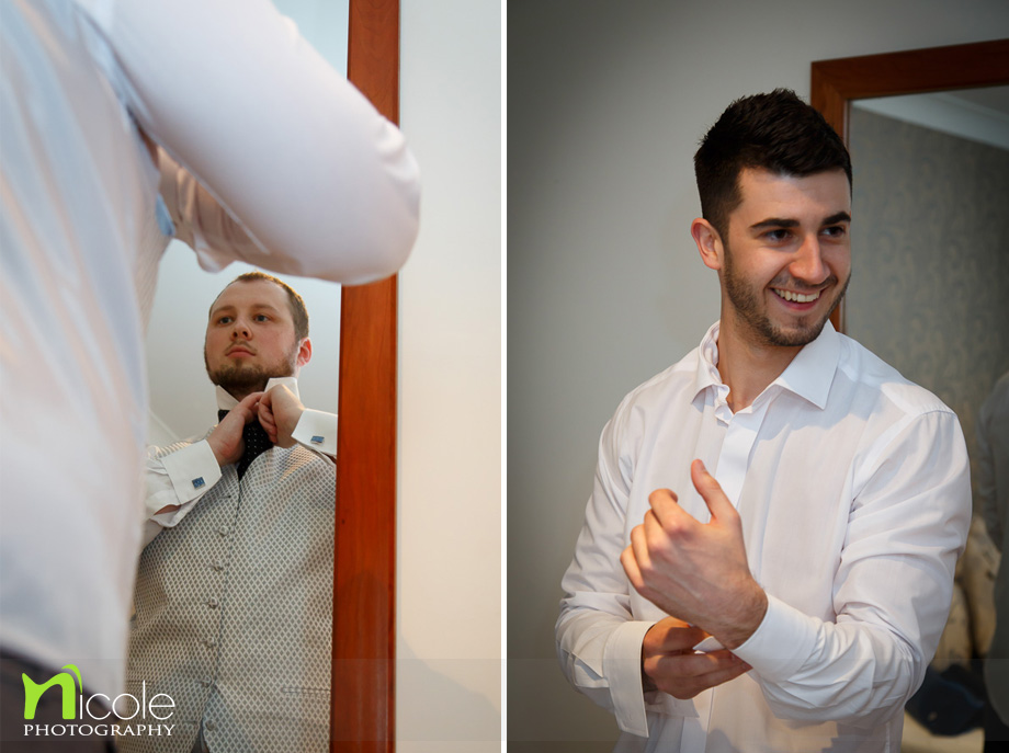 groom documentary photography