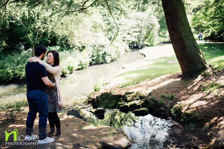 Pre wedding shoot, Fairy Glen Liverpool