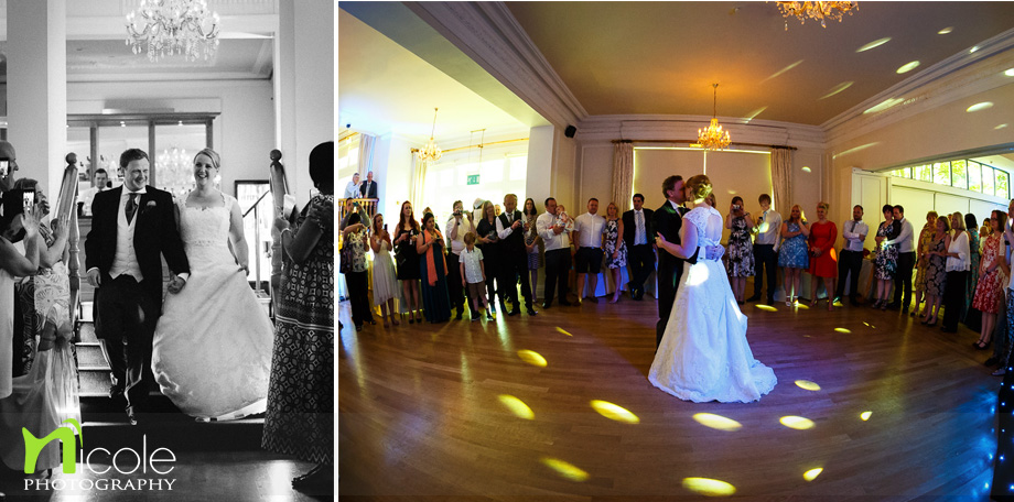 first dance west tower