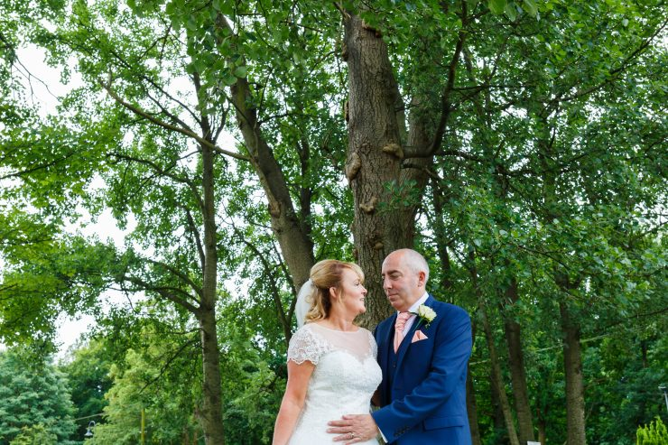 Wedding at Wrightington Country Club Hotel
