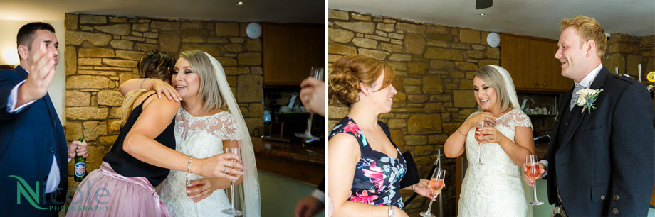 cellar bar west tower - Lancashire wedding photography